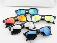 baby-sonnenbrille uv großhandel-Mode Kinder Sonnenbrille Kinder Sonnenbrille uv Kinder Sonnenbrille Farbe Sonnenbrille Baby Sonnenbrille Sonnenbrille für Mädchen Jungen Sonnenbrille