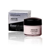 Wholesale Amazing Concealer - Magic Smooth Silky Face Makeup Primer Invisible Pore and Wrinkle Cover Concealer Cream base Face Cream Amazing Effect
