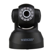 Wholesale webcam ip wifi for sale - High Quality Network IP Webcam Wanscam P HD H MP IP Camera PnP P2P AP Pan Tilt IR Cut WiFi Wireless ONVIF