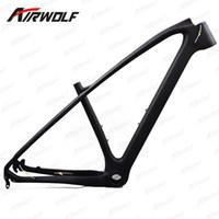 """Wholesale Carbon Mtb Bike Frame 17 - 27.5ER  29ER stem adjustment 15"""" 17"""" 19"""" can available carbon mtb frame,142*12mm thru axle and 135*9mm exchange mtb bike carbon frame"""