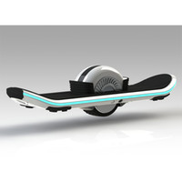 Wholesale Speakers Wheels - One Wheel Hover Board With Bluetooth Speaker Drift Smart Balance One Wheel Self Balancing Electric Scooter With LED Light Skateboard Scooter