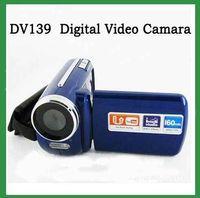 "Wholesale Dv139 Digital Video Camera - kids camera DV139 video digital camera Max.12MP 1.8 ""TFT-LCD LED flash Camera 4 colors with retail box"