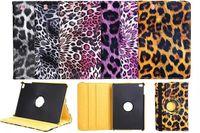 "Wholesale Ipad Leather Polka Dot - 2015 NEW 360 Degree Rotating PU Leather Flip Case Stand Pouch Leopard Magic Girl Polka Dot Flag For Ipad Mini 4 mini4 7.9"" inch skin Luxury"
