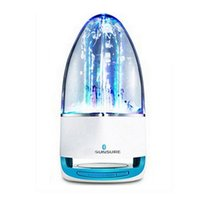 Precio de Fuente De Música Led-Fashion Subwoofer <b>LED Music Fountain</b> Water Dance Altavoz Bluetooth con ranura para tarjeta TF Bass estéreo y entrada de audio para computadora MP3.