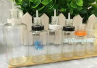 Wholesale best liquid bottle resale online - 2017 Best E cig liquid bottles high quality PET plastic bottle dropper ml ml ml ml ml ml e juice bottle for vaporizer tamper cap