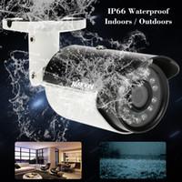 Wholesale Hd Filters - KKmoon AHD 720P 1500TVL Megapixels CCTV Security Surveillance Outdoor Indoor Bullet Camera support weatherproof IR-CUT Filter