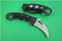 Wholesale fixed karambit knives for sale - karambit Imerson wolf claw knife Tactical Hunting Knife Multi Tools Pocket Survival Fixed Knives gift knife