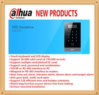 Wholesale Standalone Rfid - Free shipping DAHUA RFID Standalone Access Controller without Logo ASI1201A