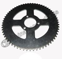 Wholesale mini pocket atv 49cc for sale - Group buy Tooth T T8F MM Rear Sprocket cc cc Mini Moto ATV Quad Dirt Pit Pocket Bike Parts