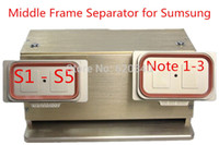 Wholesale Sumsung S3 Screen - NEW LCD Open screen Bezel Middle Frame Separator for Sumsung GALAXY Note II S3 9300 S4 9500 7100 9600 S5 Free shipping order<$18no track