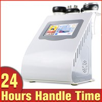 Wholesale Shape Care Vacuum Machine - Portable 40K Ultrasonic Cavitation Slimming Vacuum Body Shape RF Photon Machine For Anti-aging And Skin Care