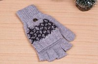 Wholesale Buy Fashion Gloves - Wholesale-The soft gloves are suitable for cold season which is also very fashion and popular that buy the kind of winter gloves quickly