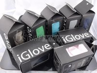Wholesale High Copy Phones - With Retail Pack High Quality Unisex iGlove Capacitive Touch Screen Gloves for iphone 5 5C 5S for ipad Smart Phone iGloves Gloves COPY