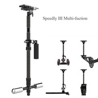 Wholesale Monopod Stabilizer - Speedly III Multi-fuction Steadicam DSLR Stabilizer Handheld Monopod Tripod