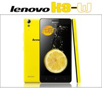 Original Lenovo Lemon K3 K3W K3 Nota Lite 4G LTE Smart Phone 5.0inch IPS Screen 1G RAM 16G ROM Android4.4