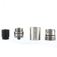 Big Dripper Yep V1 RDA Atomiseur Réservoirs Tripost Bottom Dissipation Design Atomiseur Rebuidable vs N23 Geyser Gauntlet Lethal Baal DHL Freeship