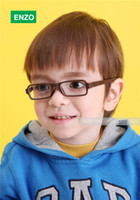 Wholesale Baby Eyeglasses Strap Size Child Glasses Frame with Elastic Cord Flexible Unbreakable One piece Frame with Head Band