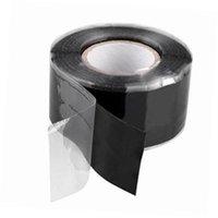 Wholesale Bonding Tapes - 3Meter Silicone Waterproof Duct Tape Repair Bonding Fusing Rescue Tape Wire Hose Performance Repair Seal Glue Tool MYY