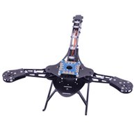 Wholesale Glass Axis - HJ-Y3 Glass Fiber Tricopter Three-axis Multicopter Frame 21242 order<$18no track