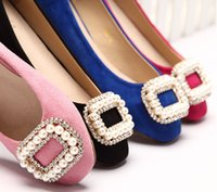 Wholesale Office Flat Shoe For Lady - Woman Fashion Shoes Spring Autumn Shoes Trendy Shoes for Lady Casual Shoes Several Styles and Colors Available US Size 5 to US size 10