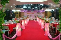 Wholesale Meters Table - Wedding Centerpieces Red Carpet Aisle Runner 1 Meter wide 20M long T Station Decoration Wedding Favors Carpets 2015 New Arrival
