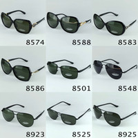 Wholesale Cheap Rimless Eyeglasses - 2016 Wholesale Sunglasses For Man And Woman Polarized Sun Glasses Cheap Eyeglasses UV400 Good Quality And Cheap Price Mix Models