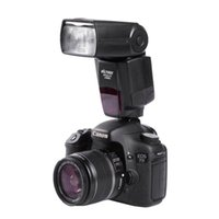 Wholesale Speedlite Ttl - JY-680C Camera LCD TTL Flash Speedlite + flash Diffuser For Canon 1200D 1100D 700D 650D 600D 550D 70D 60D 7D 5D II III