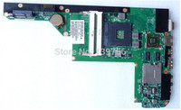Wholesale sata laptop hd for sale - 599414 for HP pavilion DV3 DV3 laptop motherboard with intel hm55 chipset With ATI HD Graphics