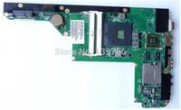 placas-mãe hp para laptops venda por atacado-599414-001 para a placa-mãe do portátil do pavilhão DV3 DV3-4000 de HP com o chipset intel hm55 com gráficos de ATI HD 5430