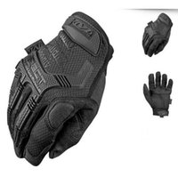 paintball camp - MECHANIX M Pact Tactical Combat Airsoft Full finger Glove for Racing Paintball Hunting Cycling Riding Camping Climbing