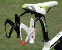 Wholesale Fibre Converters - MINOURA Cages converter bicycle saddle rack mount dual water bottle bottle cage adapter seat