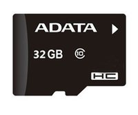 Wholesale Sd 32gb Full - 100% Real Adata 32GB Micro SD Card Class 10 Genuine Full Capacity 32GB Micro SDHC TF Transflash Memory Card with Adapter Sealed Package 20pc