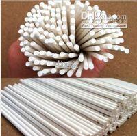 Wholesale Paper Stick Lollipop - 3.5*150mm cookie stick, paper lollipop sticks, cake pops paper sticks, chocolate stick