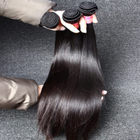 Mongolian Straight Hair Weaves Remy Cabelo humano Virgin Unprocessed Double Weft Mink Extensões de cabelo Bellahair In Bulk