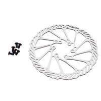 Wholesale Mountain Bike Parts Brakes - 160mm Disc Brake Rotors 6 Bolts Stainless Steel for MTB Mountain Road Bike Bicycle Parts Accessory Y0282