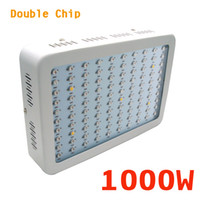 Wholesale Cost Led Lights - Recommeded High Cost-effective 1000W LED Grow Light with 9-band Full Spectrum for Hydroponic Systems and Greenhouse
