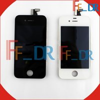 Wholesale Cheap Iphone Lcd Assembly - Display good quality cheap lcd for Iphone 4s Screen Digitizer Assembly On Sale Free Shipping Customer Review
