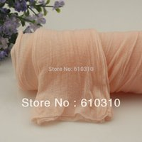 Wholesale Wholesale Net Socks - Free Shipping wholesale light champagne color nylon socks net nyon flower accessories for DIY(20pcs Lot)