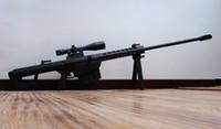 kits de rifle venda por atacado-Modelo de papel1: 1 Escala Matt Barrett M 82A 1 Sniper Rifle 3D Kits de papel Cosplay Arma de Papel Modelos de Papel Arma brinquedos.