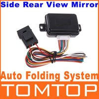 Wholesale Intelligent Vision System - Side view mirror Folding system Intelligent Auto Side Rear View Mirror Folding Closer System rear vision mirror folding system