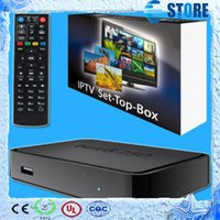 IPTV TV Box Mag250 sistema operativo Linux Top Box Iptv Senza account Mag 250 Iptv Decoder