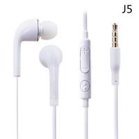 cable de auriculares al por mayor-In-Ear Estéreo Auricular plano de fideos auriculares Auriculares con control remoto de volumen de micrófono para Samsung Galaxy S3 S4 S5 Nota 3 iPhone paquete al por menor