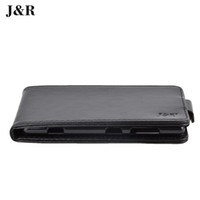 футляры для люмисии оптовых-Wholesale-J&R  Leather Case for  Lumia 720 Cover for  720 Flip Case High Quality 9 Colors in Stock