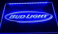 Wholesale Bud Light Led - LS035-b bud light beer bar pub club nr neon Light Signs