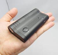mini gizli ses kaydedici toptan satış-Uzun Süre Max.580Hours 2600 MAH Pil Mini Gizli Ses Ses Kaydedici LED Manyetik Adsorpsiyon