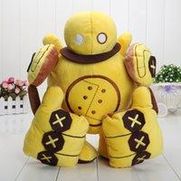 Wholesale Doll League Legends - High Quality 35*32*17cm LOL League of Legends Robot Blitzcrank ETHAFOAM Plush Toys and Dolls