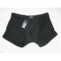 Wholesale Delayed Ejaculation - AMERICA VAKOOU Physiological Underwear Cotton Delay Ejaculation Genuine Men Healthcare Underwear Improve Sex Life Quality Black Easy to Wear