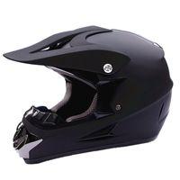 Wholesale Motorcycle Helmet Kids - wholesale 2016 free shipping casco capacetes motorcycle helmet atv dirt bike cross motocross helmet also suitable for kids helmets