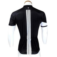 Wholesale Ghost Cycling Jersey - Wholesale summer 2014 Men Ghost Teeth draft black cycling Jersey Bike Short Sleeve clothes & Polyester fabric shirt