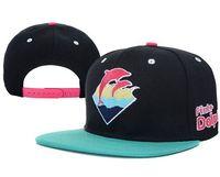 Wholesale Pink Dolphin Leopard - Free shipping Pink Dolphin Leopard snapback hats Casquettes baseball caps hats bone aba reta hip hop cap bones snapback hats